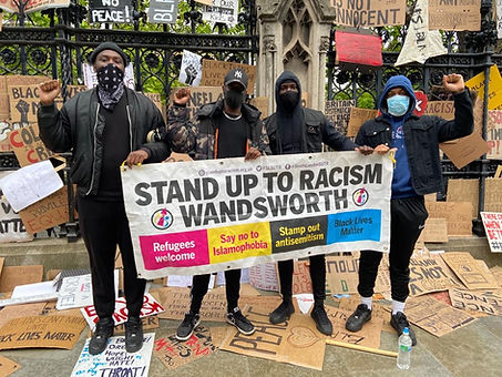 Volunteer your time with Wandsworth Stand Up To Racism