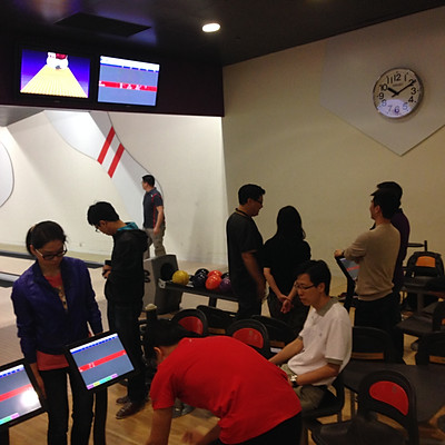 AFGA Bowling Competition 2014
