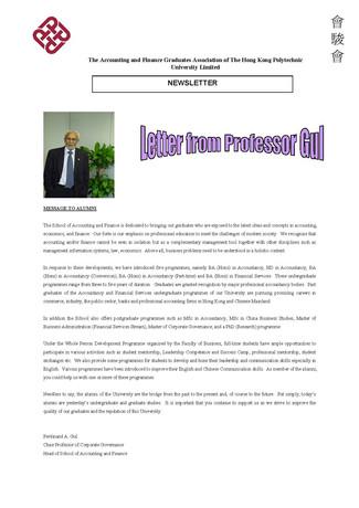 AFGA Newsletter issue 7 (Nov 2004)