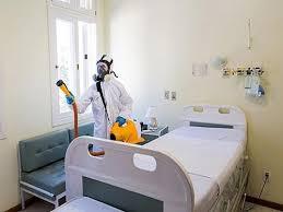 Sanitização hospitalar