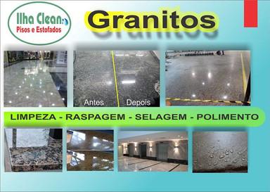 Granito ilha clean