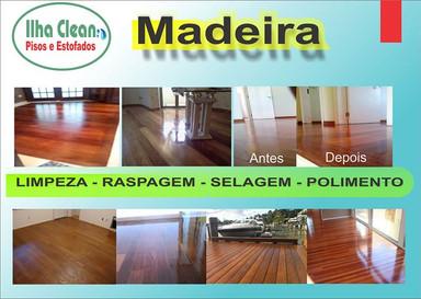 Madeira Ilha Clean