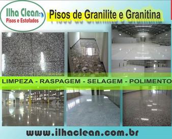 Granilite e Granito Ilha Clean