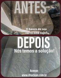 Higienização Automotiva Ilha Clean