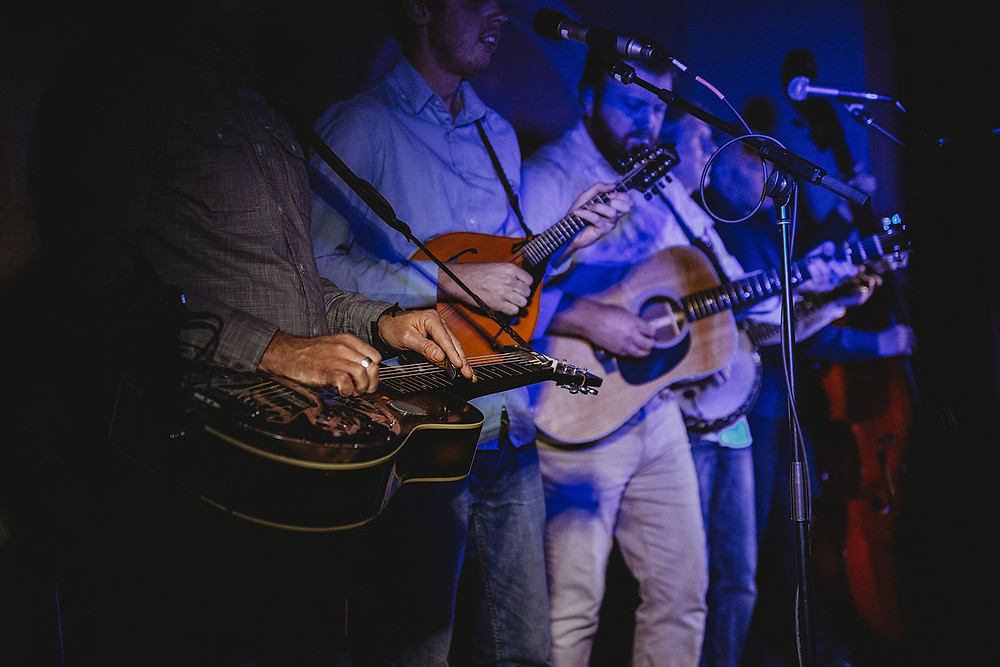 Heidel House Wedding | Green Lake, Wisconsin Honeygoats Band