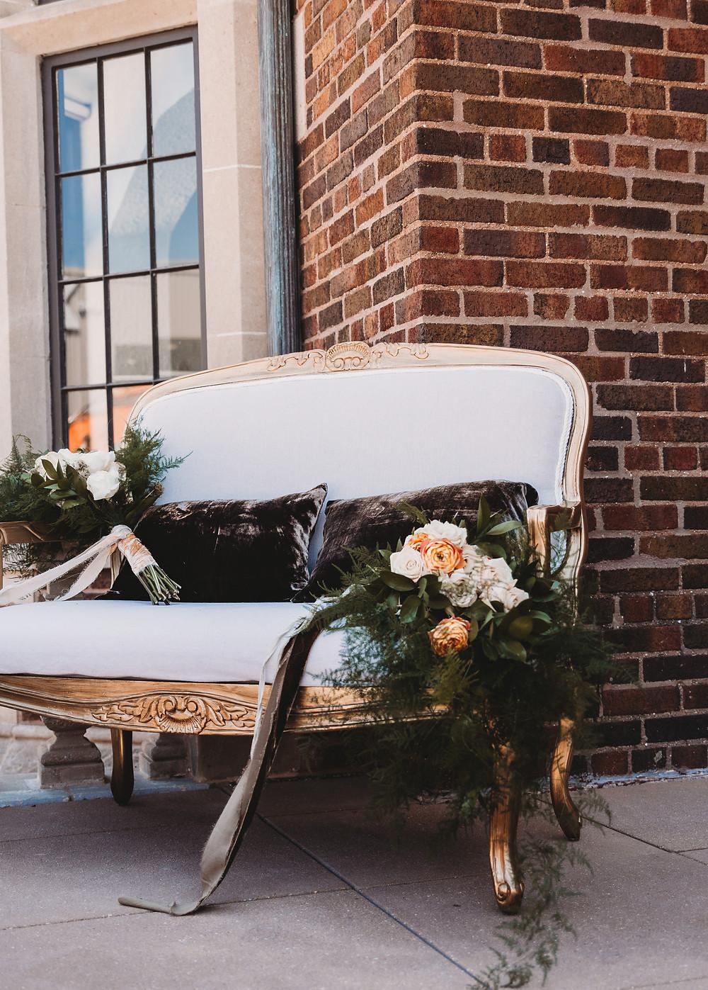 The Howard Oshkosh Wedding Venue Velvet Rentals MT Flower Studio