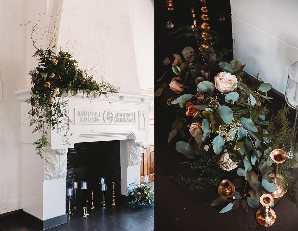The Howard Oshkosh Wedding Venue Masters Touch Flower Studio
