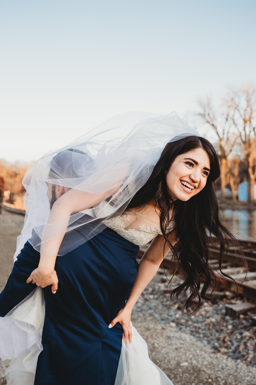 downtown appleton wedding photographer