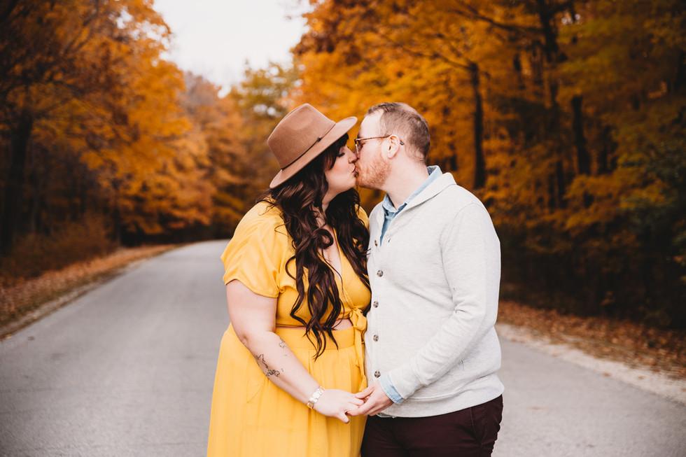 Fall Wedding Photographer
