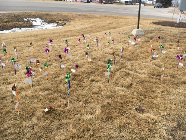 wisconsin missing persons pinwheels
