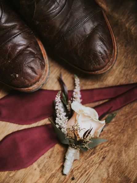 Luke + Alyssa | Homestead Meadows Wedding | Appleton, Wisconsin