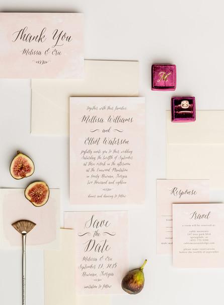 My Favorite Wedding Invitations from Basic Invite