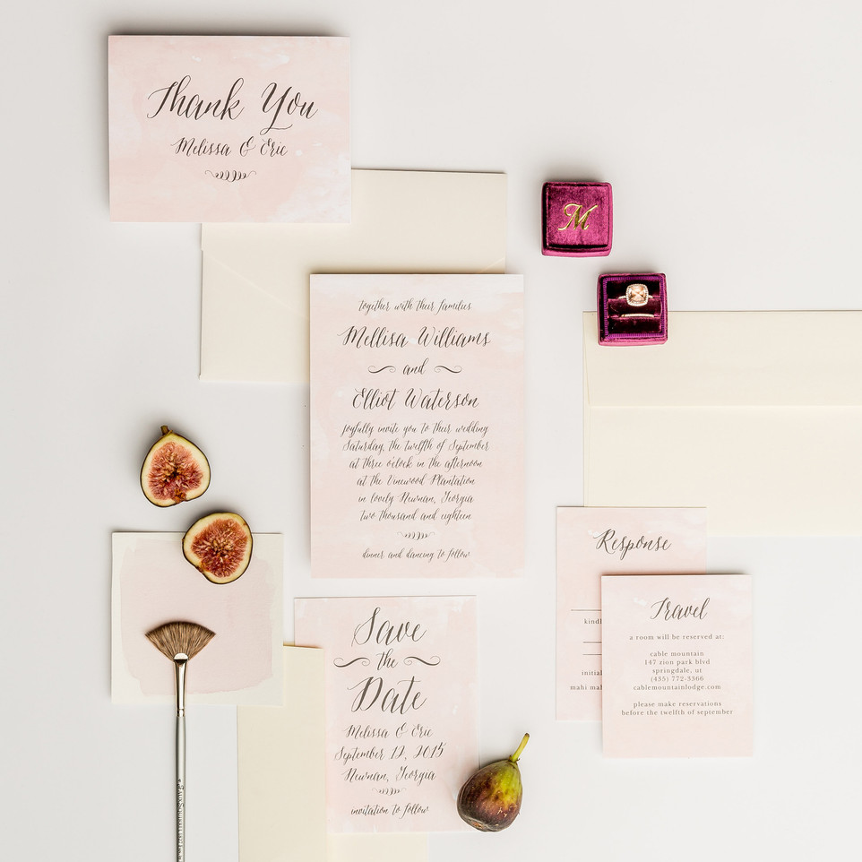 My Favorite Wedding Invitations from Basic Invite