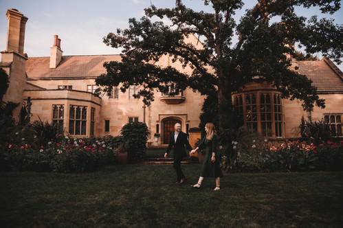 The Paine Gardens Wedding Photographer