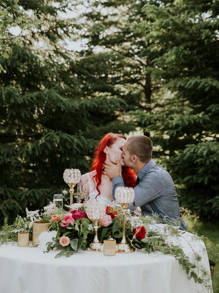 Homestead Meadows Styled Bridal Shoot | Appleton Wisconsin