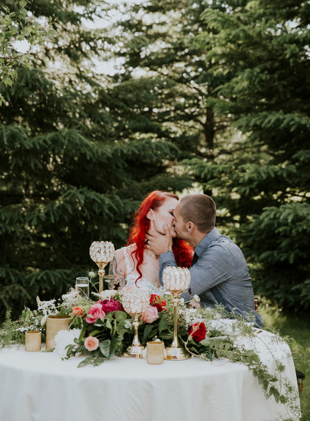 Homestead Meadows Styled Bridal Shoot | Appleton Wisconsin