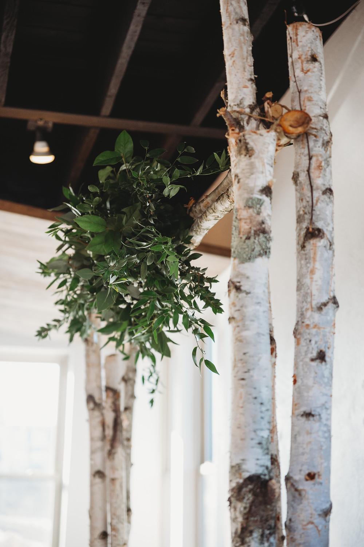 wood arch the draw wedding appleton