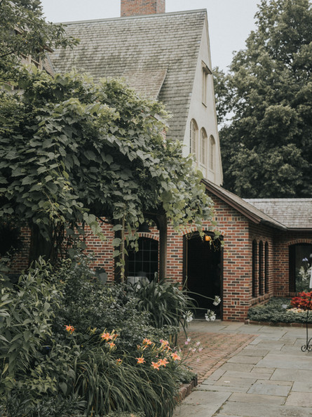 Diane + Gary | The American Club Courtyard Wedding | Kohler, Wisconsin