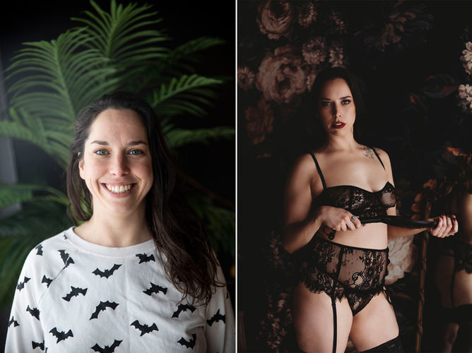 appleton boudoir photographer