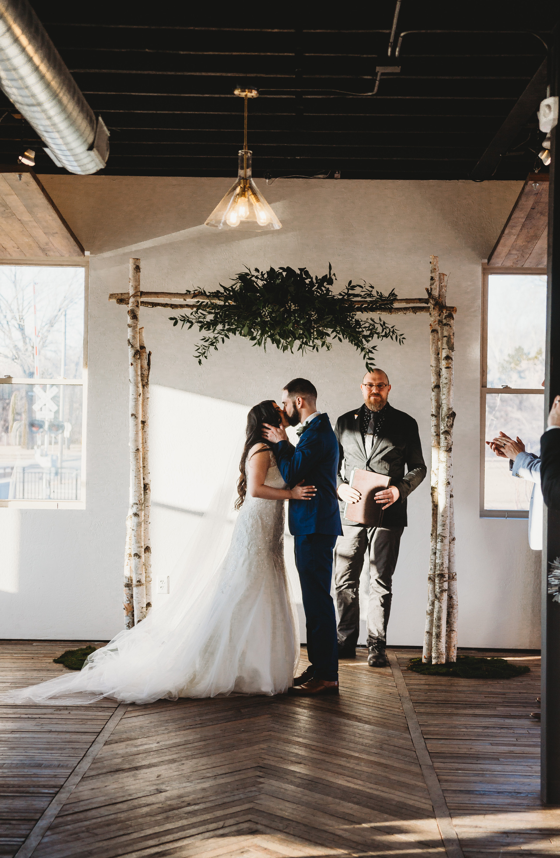 downtown appleton wedding