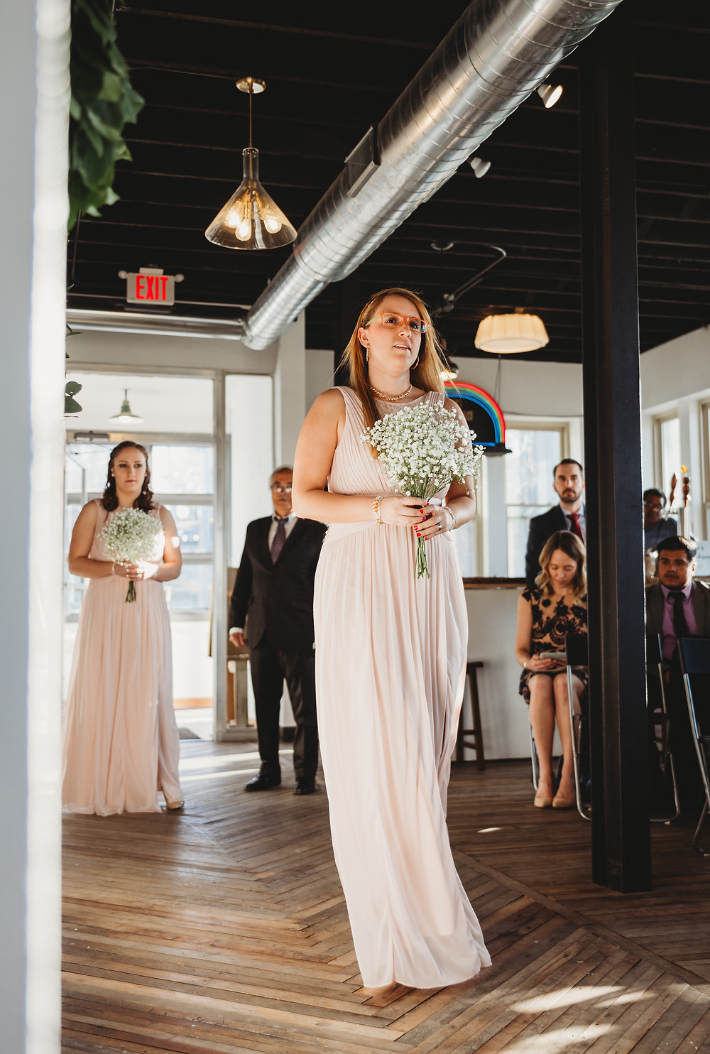 bridesmaids the draw wedding appleton