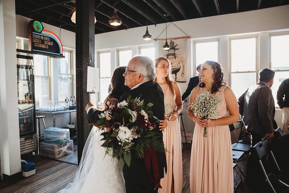 the draw wedding appleton