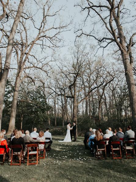 Maggie + Joe | Pierce Park | Intimate Appleton, Wisconsin Wedding