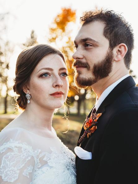 Nicole + Jon | Becket's Atrium Wedding | Oshkosh, Wisconsin