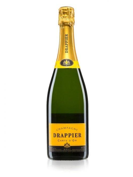 champagne drapper réveillon du nouvel an
