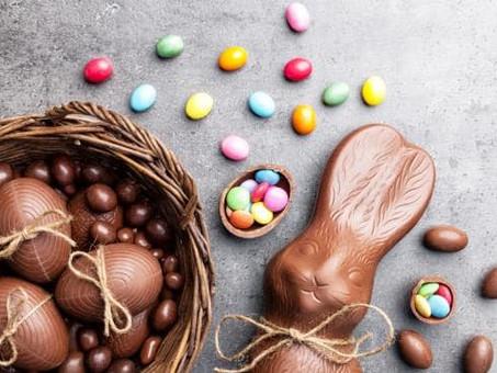 Pâques 2021 : 6 Paniers Surprises remplis de chocolat !