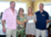L-R Steve Cook, Jean Harwell, Rylee Ashb