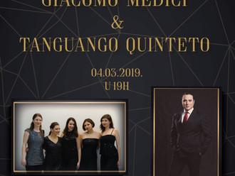 Giacomo Medici & Tanguango quinteto