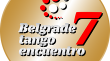 BELGRADE TANGO ENCUENTRO 2016
