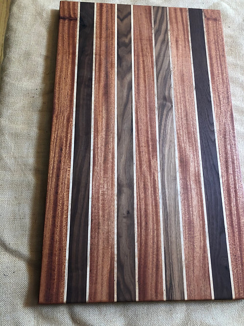 Stripes Cheese Board