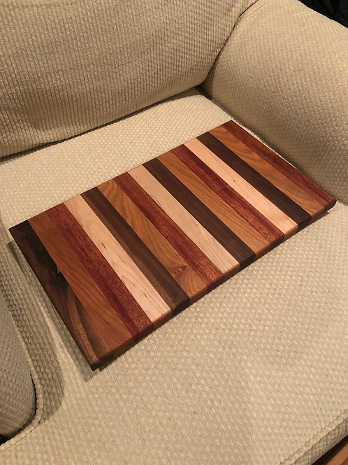 Thin Striped Cheese Board