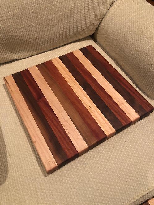 Striped Cheese Board
