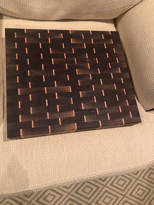 Dashes Cutting Board