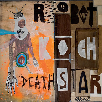 Robot Koch - Death Star Droid - Album, 2009