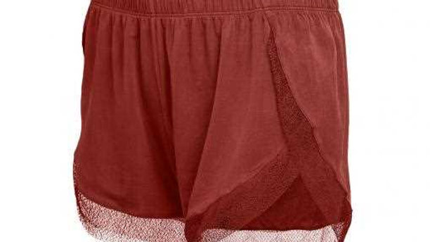 Lounge Shorts - Red