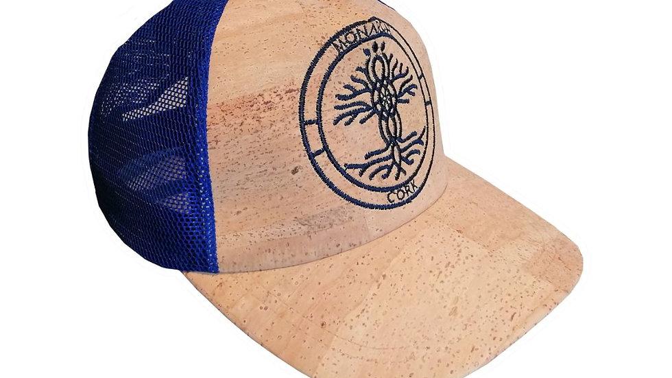 ECO SPORT CORK CAP - Blue