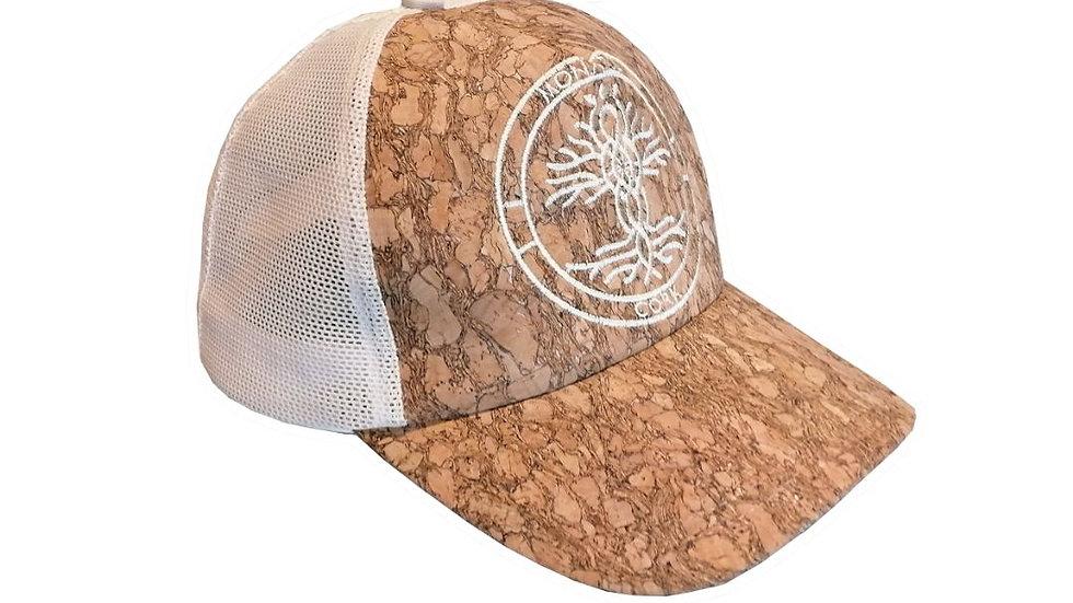 ECO SPORT CORK CAP - Jungle White