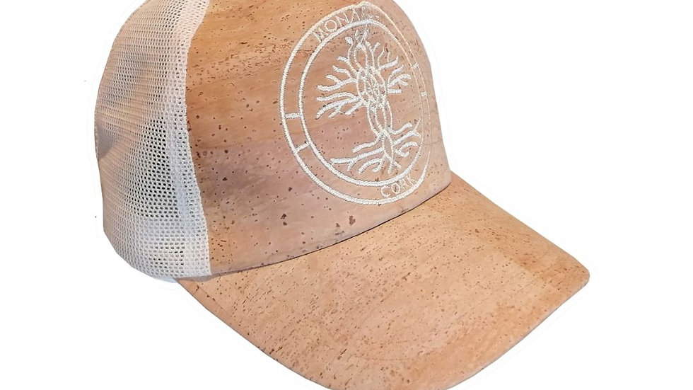 ECO SPORT CORK CAP - Wood White