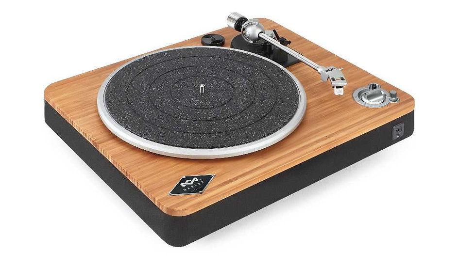 Marley - Stir It Up - Wireless Turntable
