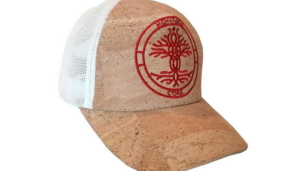 ECO SPORT CORK CAP - Red