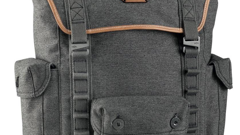 Lively Up Leather Scout Pack - Harvest
