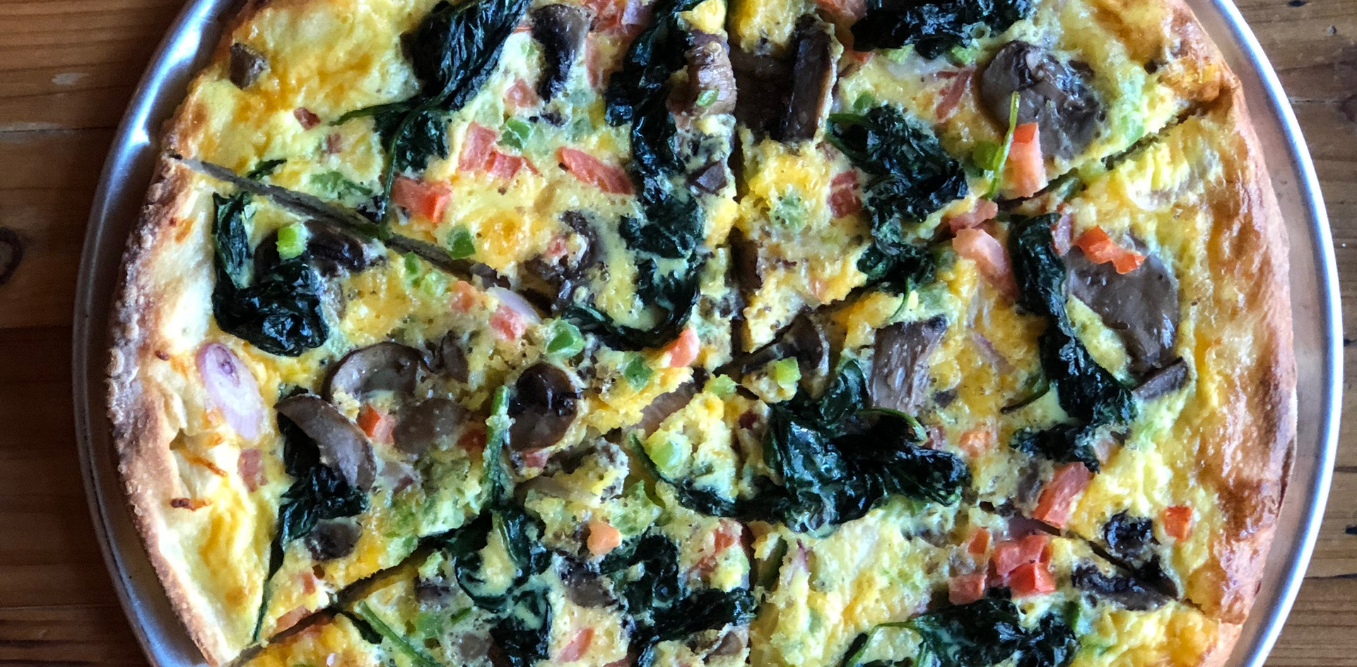 Spinach Brunch Pie