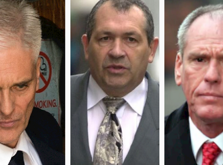 EXCLUSIVE: Met Police retirement do and Golf trip were 'who's who' of corrupt detectives