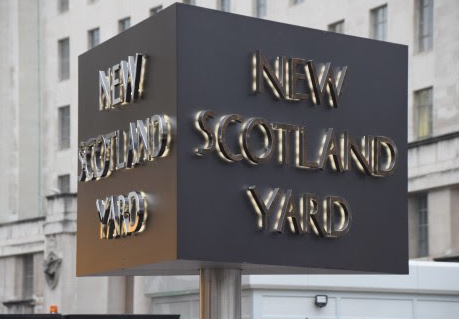 BREAKING NEWS: Man arrested in London on suspicion of 'war crimes'