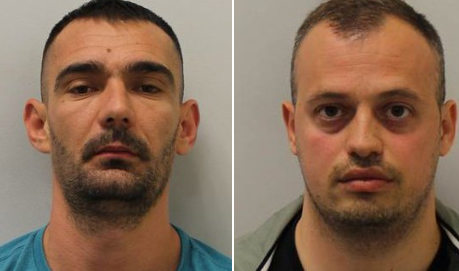 CRIME CITY: Albanian gangsters jailed over gun, cash and £300K cocaine stash found in London flat
