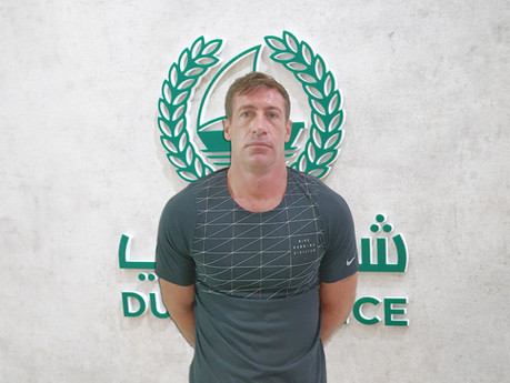 GANGSTERS' PARADISE: UK 'most wanted' alleged drug trafficker held in fugitive playground Dubai